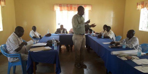 Training Naya Scheme Supervisory Board.