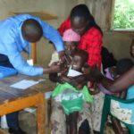 Vaccination of children under 5 years